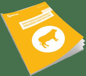 Cover Fütterungsratgeber Fresser und Bullen - Sano Moderne Tierernährung